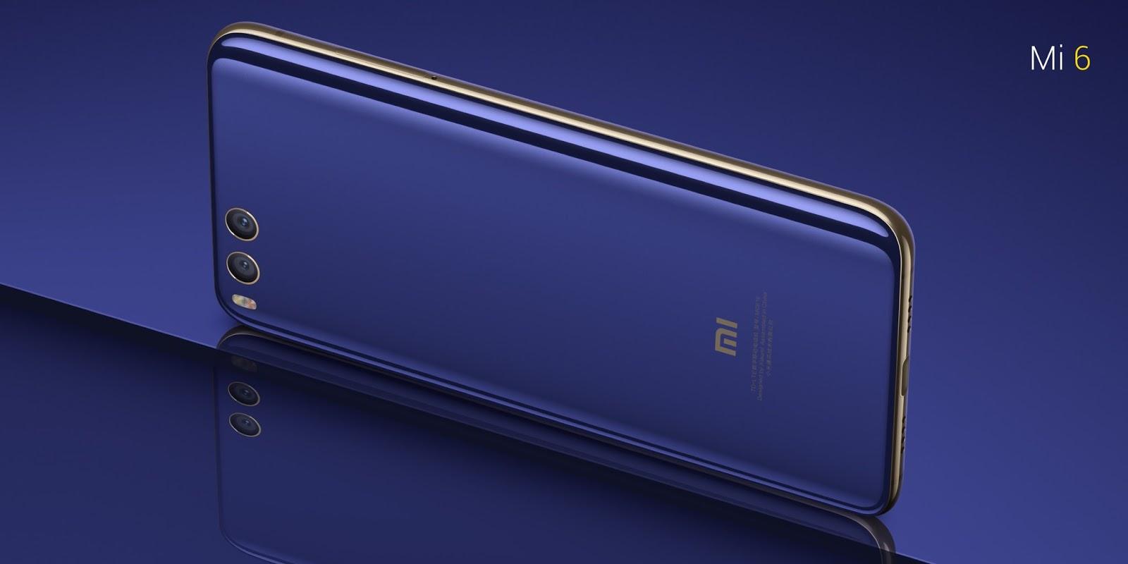 Дождались: Xiaomi Mi 6 представлен официально - 2