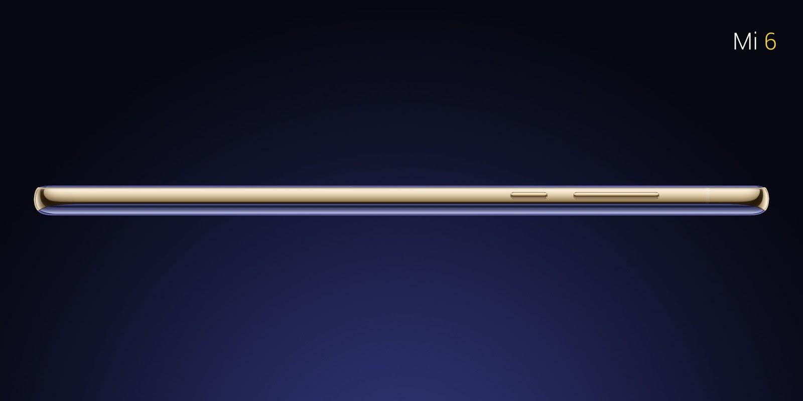 Дождались: Xiaomi Mi 6 представлен официально - 5