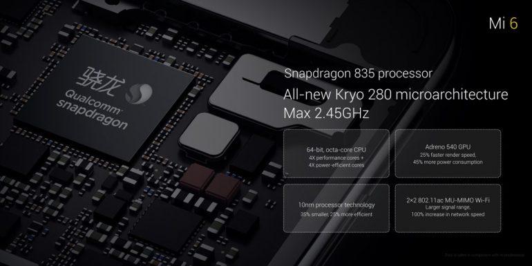 Дождались: Xiaomi Mi 6 представлен официально - 7