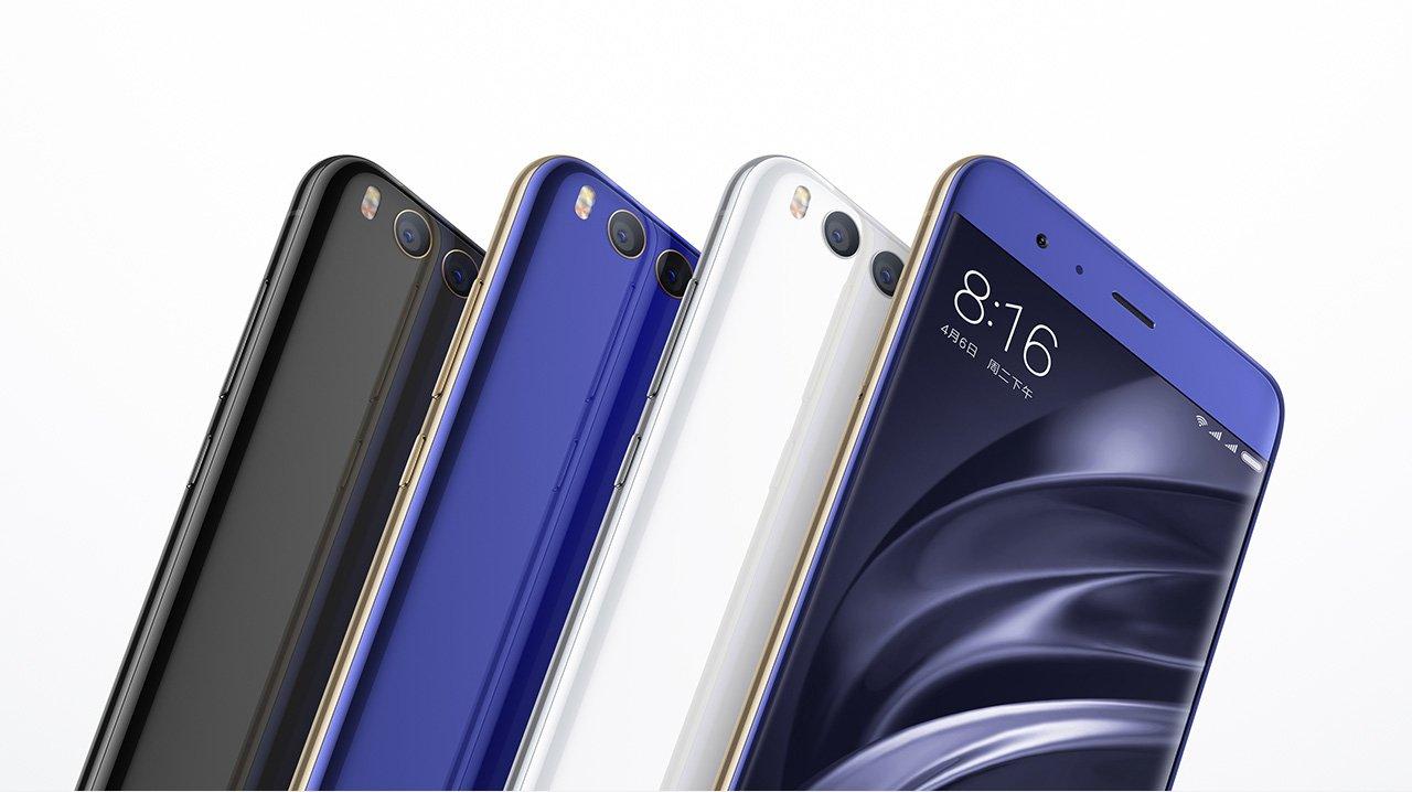 Дождались: Xiaomi Mi 6 представлен официально - 1