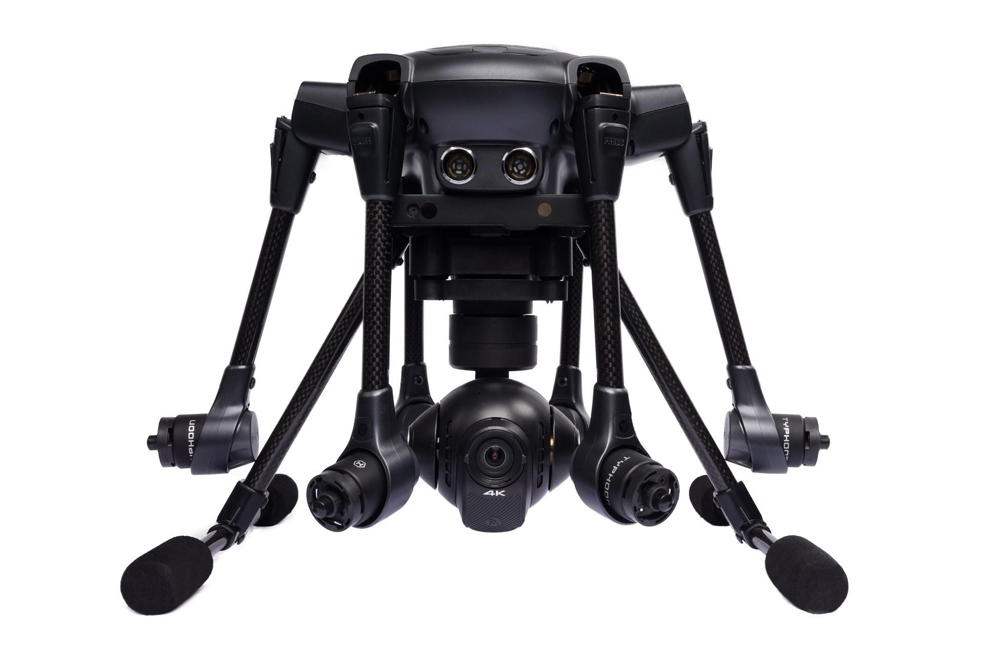 Гексакоптер Yuneec Typhoon H: профессиональный дрон с простым управлением - 18