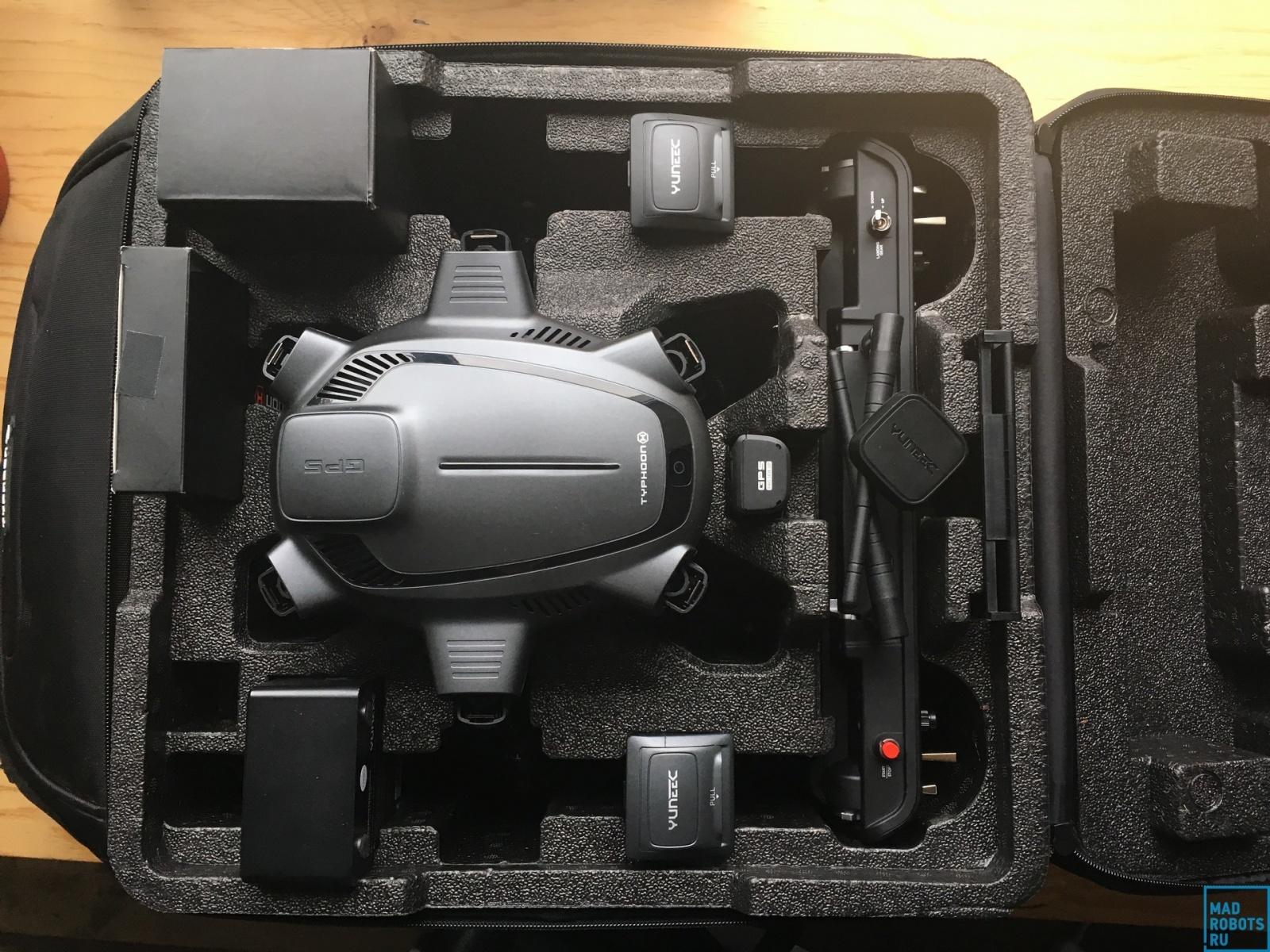 Гексакоптер Yuneec Typhoon H: профессиональный дрон с простым управлением - 19
