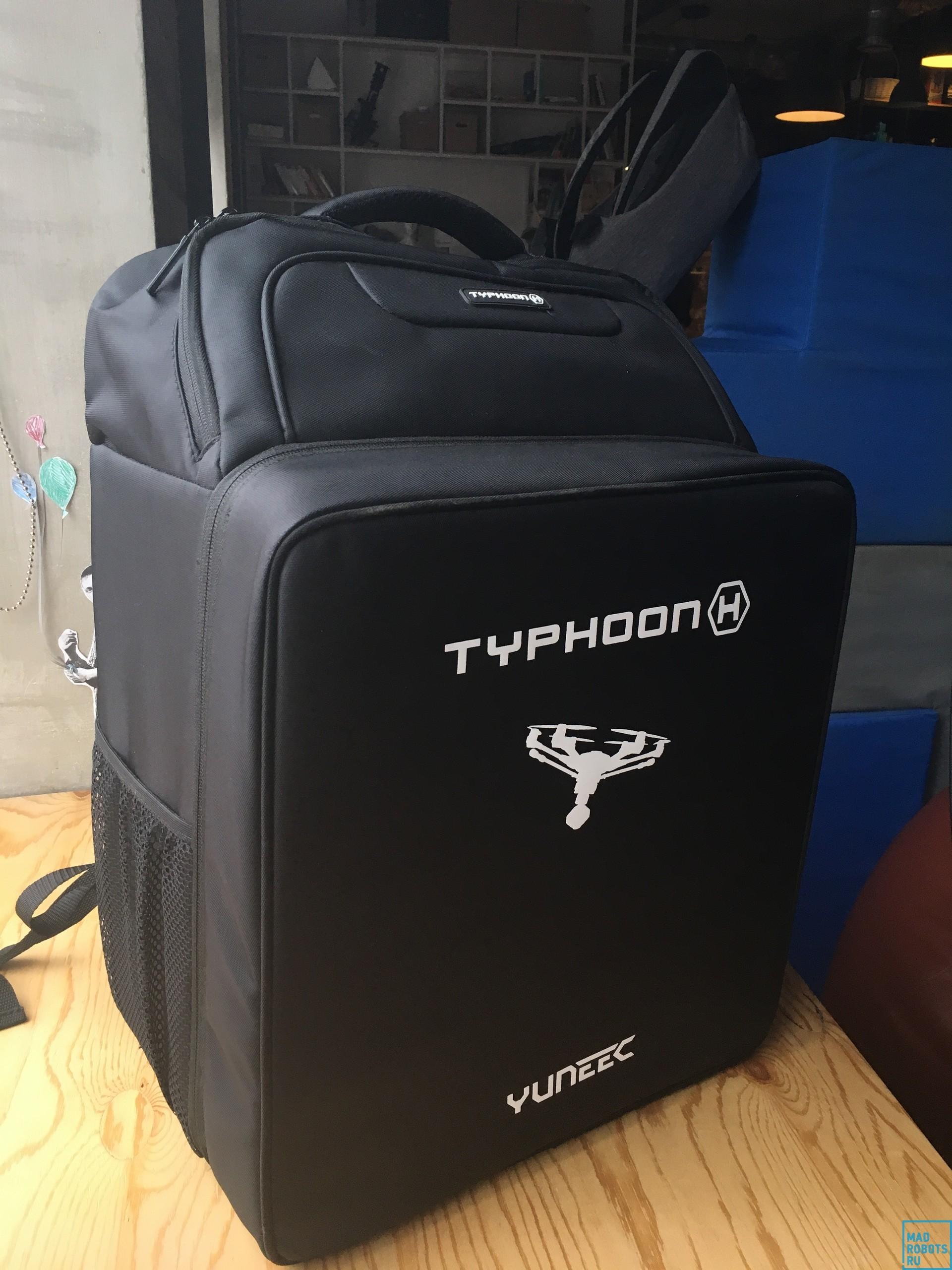 Гексакоптер Yuneec Typhoon H: профессиональный дрон с простым управлением - 20