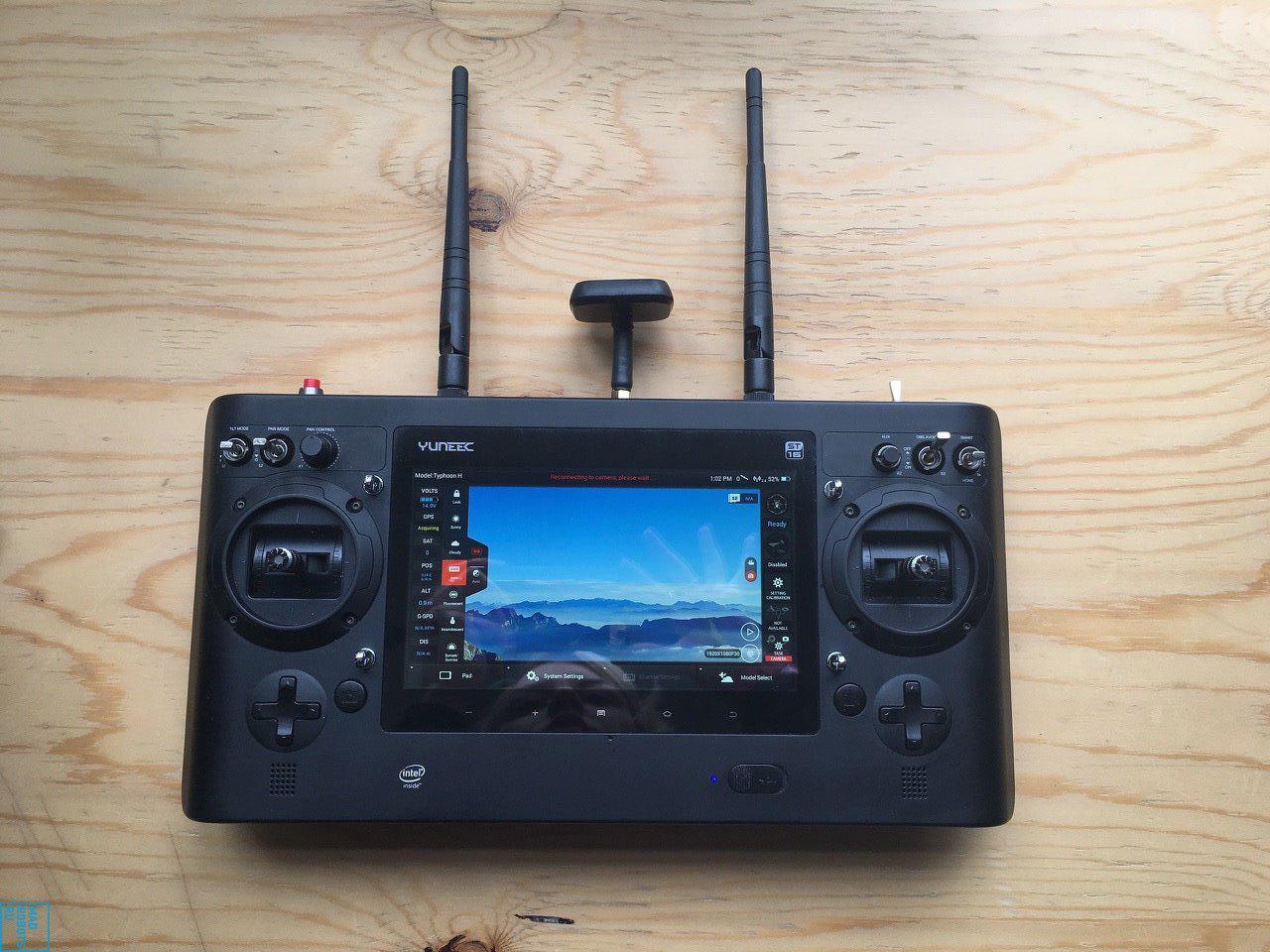 Гексакоптер Yuneec Typhoon H: профессиональный дрон с простым управлением - 5