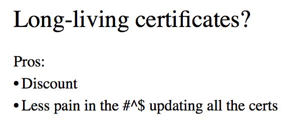 Масштабируя TLS - 25