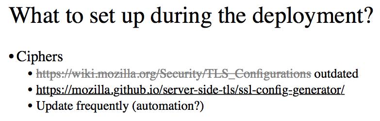 Масштабируя TLS - 38