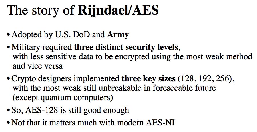 Масштабируя TLS - 42