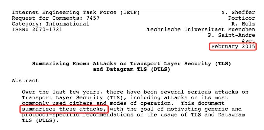 Масштабируя TLS - 5