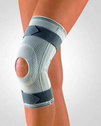На колени. Как выбрать бандаж коленного сустава - 5