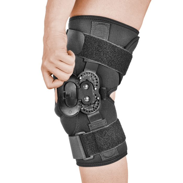На колени. Как выбрать бандаж коленного сустава - 6