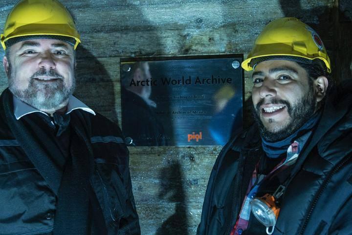 Вечная мерзлота, угольная шахта и piqlFilm: новый подход к хранению и защите данных - 2