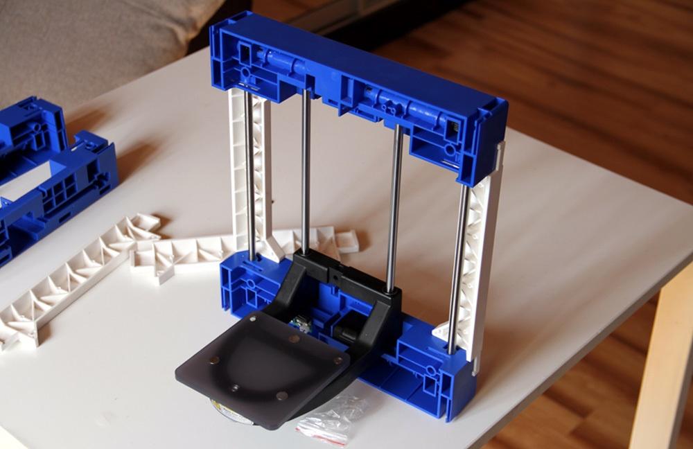 3D принтер Funtastique EVO v1.0: первое знакомство - 11