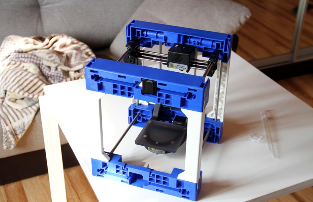 3D принтер Funtastique EVO v1.0: первое знакомство - 13