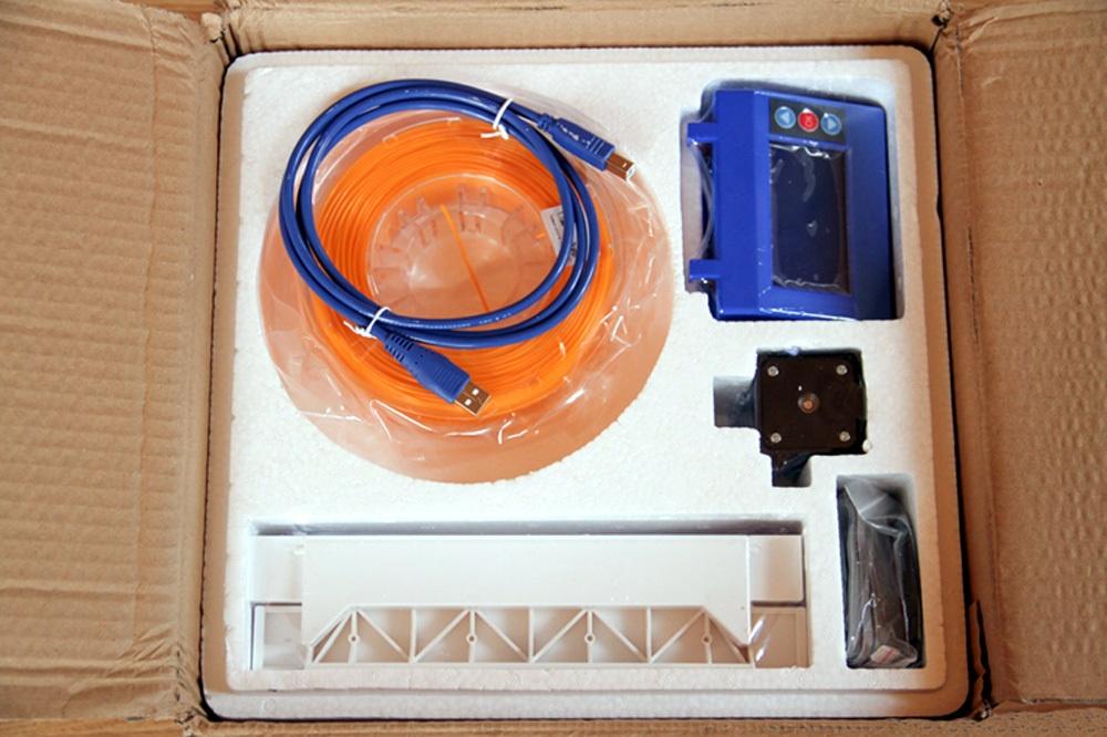 3D принтер Funtastique EVO v1.0: первое знакомство - 3