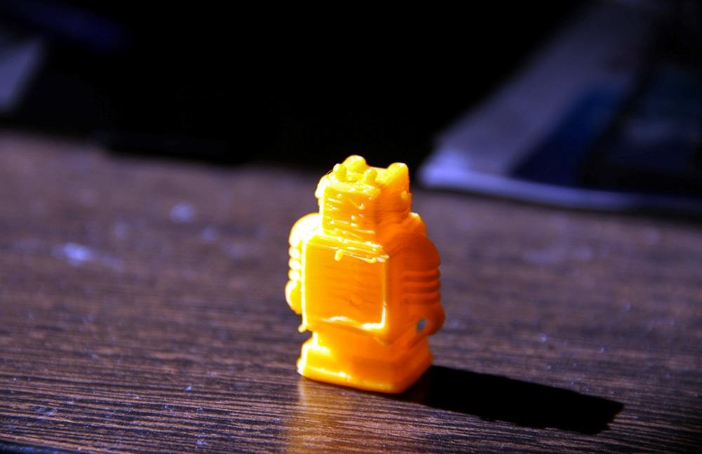3D принтер Funtastique EVO v1.0: первое знакомство - 31