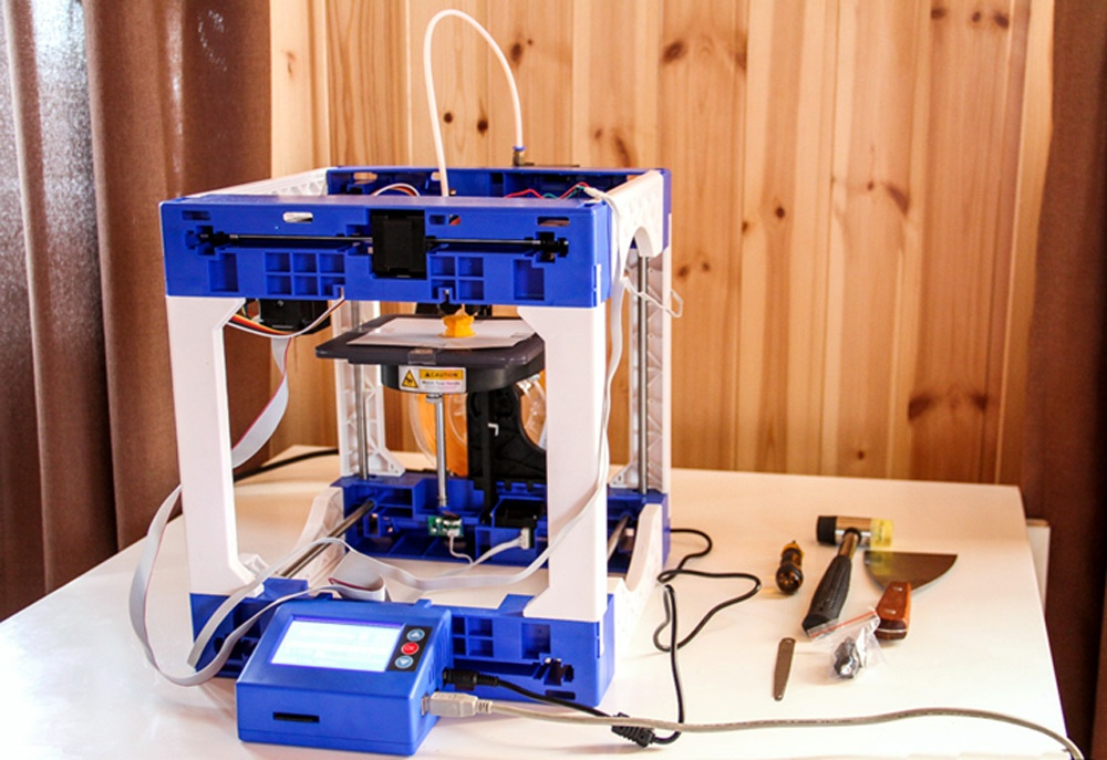 3D принтер Funtastique EVO v1.0: первое знакомство - 1