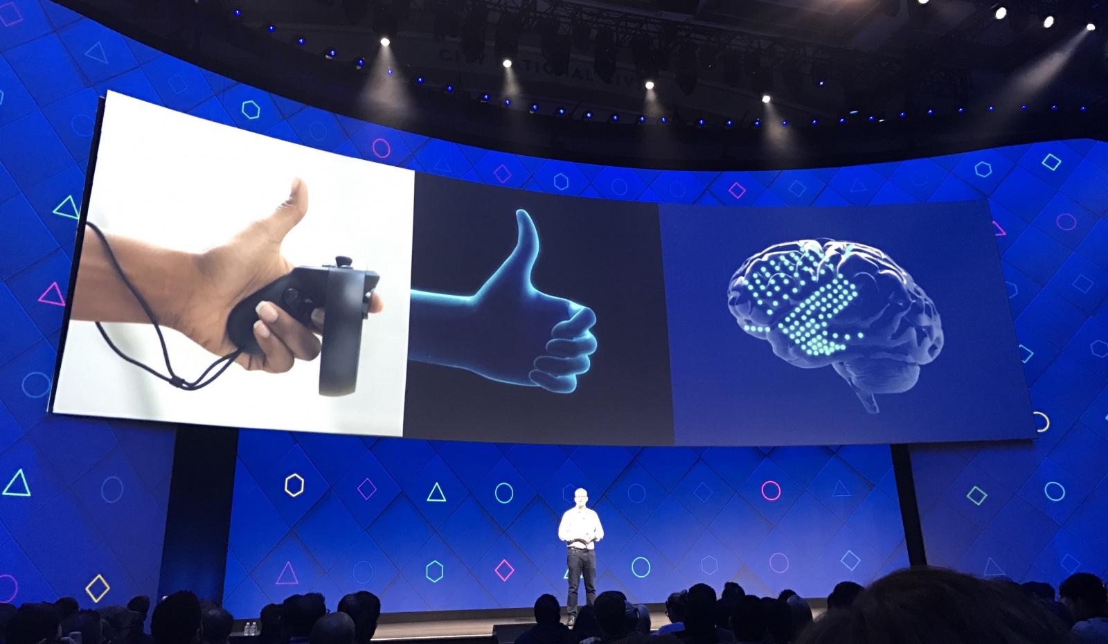 Facebook работает над нейроинтерфейсом для радикального изменения способа взаимодействия человека и машин - 1