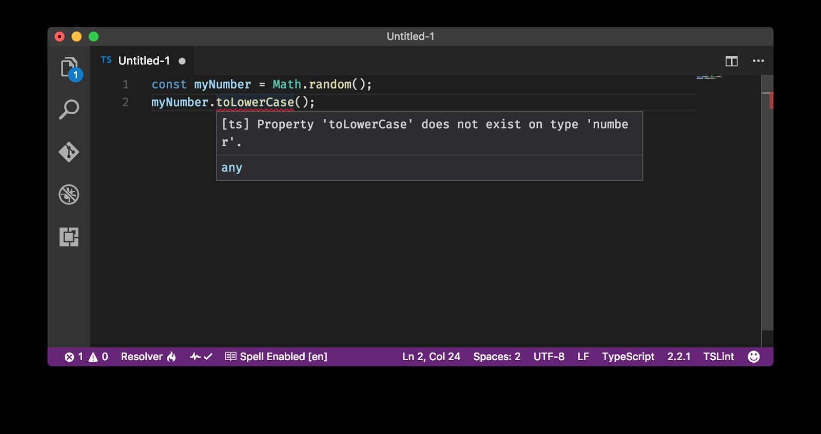 TypeScript в Slack, или как перестать беспокоиться и начать доверять компилятору - 2
