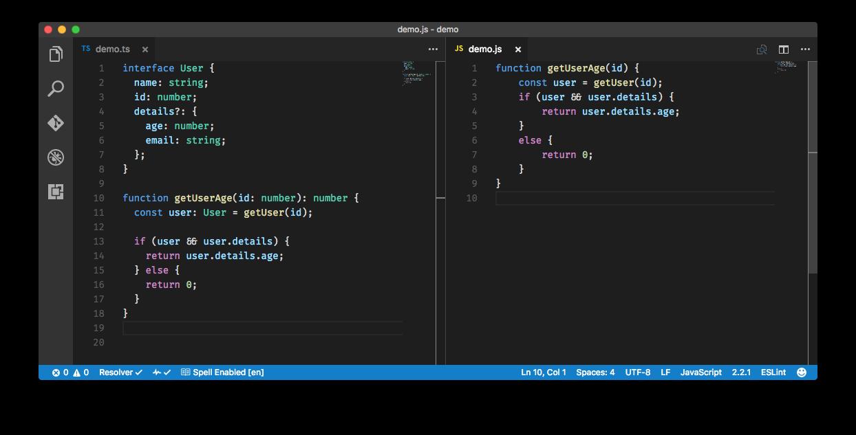 TypeScript в Slack, или как перестать беспокоиться и начать доверять компилятору - 4