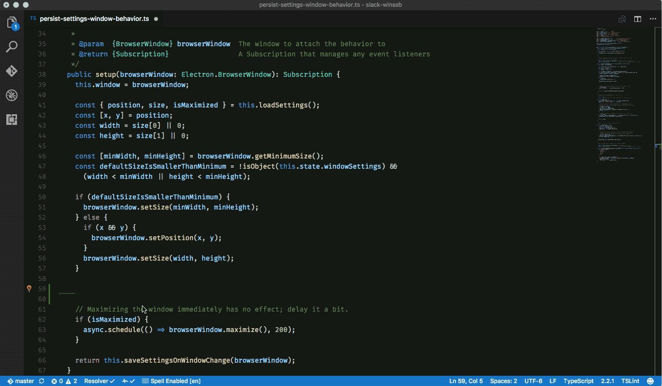 TypeScript в Slack, или как перестать беспокоиться и начать доверять компилятору - 5