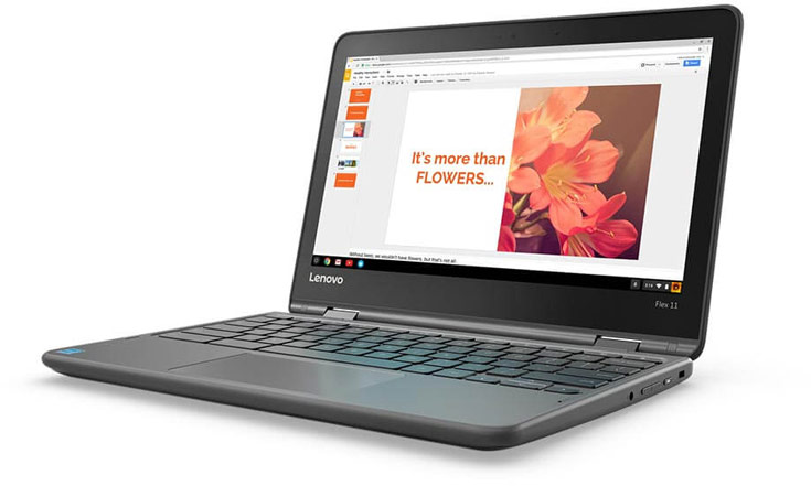 Lenovo Flex 11 Chromebook стоит $279