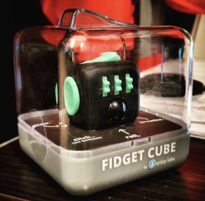 Еще одна игрушка-антистресс от авторов китайского «Fidget Cube» - 3