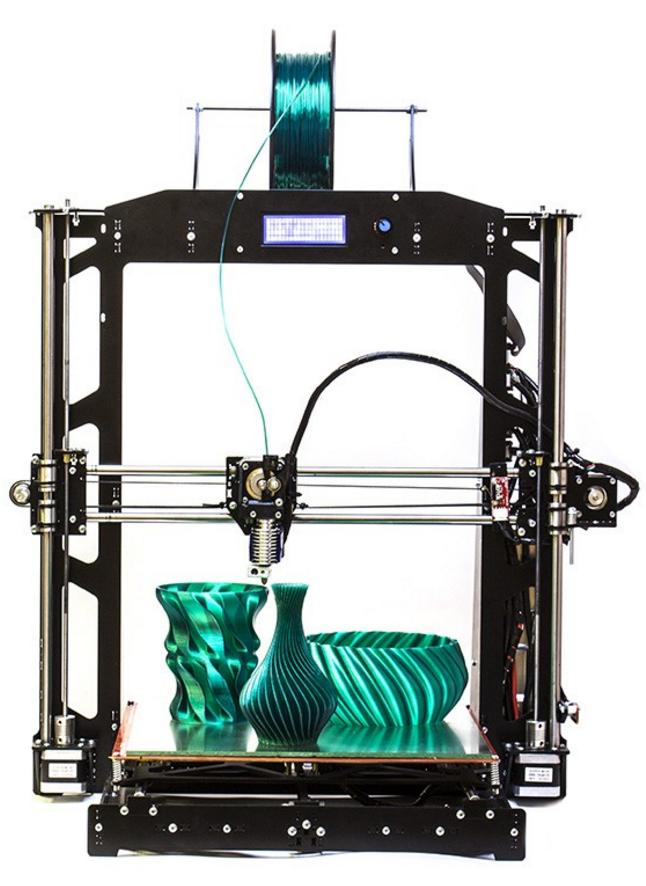 Какой 3D принтер выбрать? ТOP-6 от 3Dtool - 3