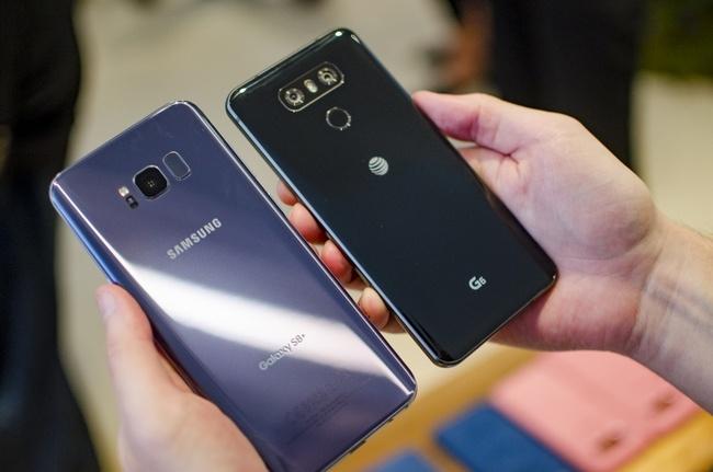Смартфон LG G6, представленный гораздо раньше Samsung Galaxy S8, появится в Европе позже, чем конкурент