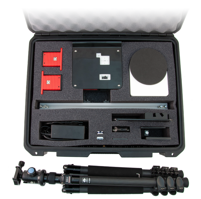 3D сканирование с помощью сканера RangeVision Spectrum - 2