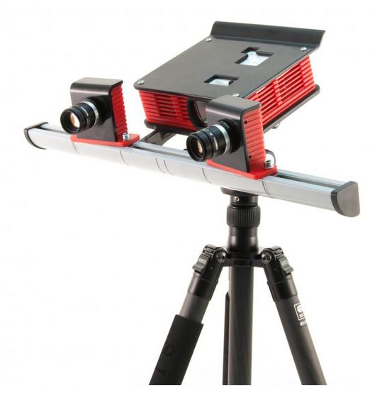 3D сканирование с помощью сканера RangeVision Spectrum - 1