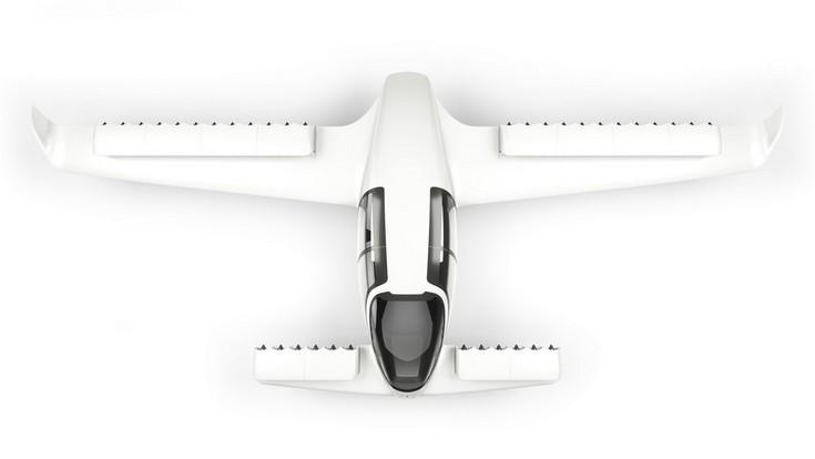 Электросамолёт Lilium Jet совершил первый полёт