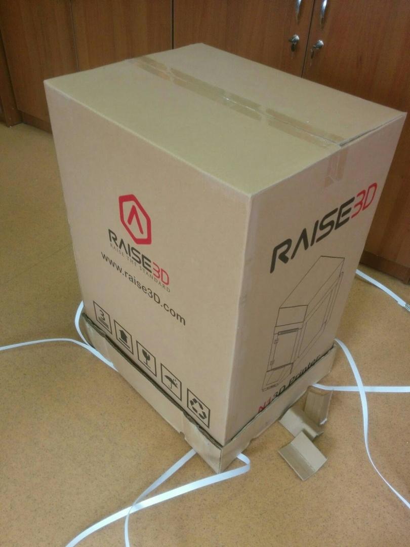 Raise3D N1 Dual обзор от компании REC - 2