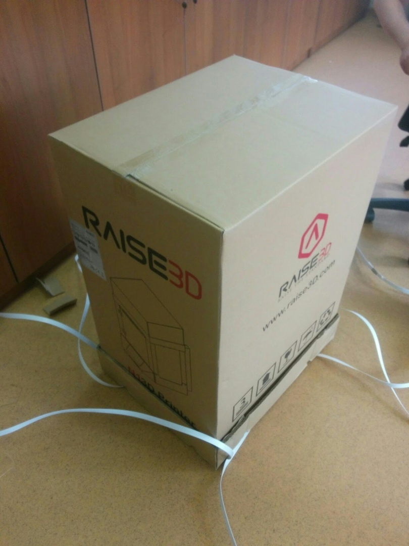 Raise3D N1 Dual обзор от компании REC - 3