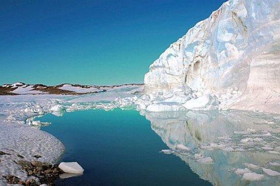Антарктические озера могут на десятки метров повысить уровень мирового океана