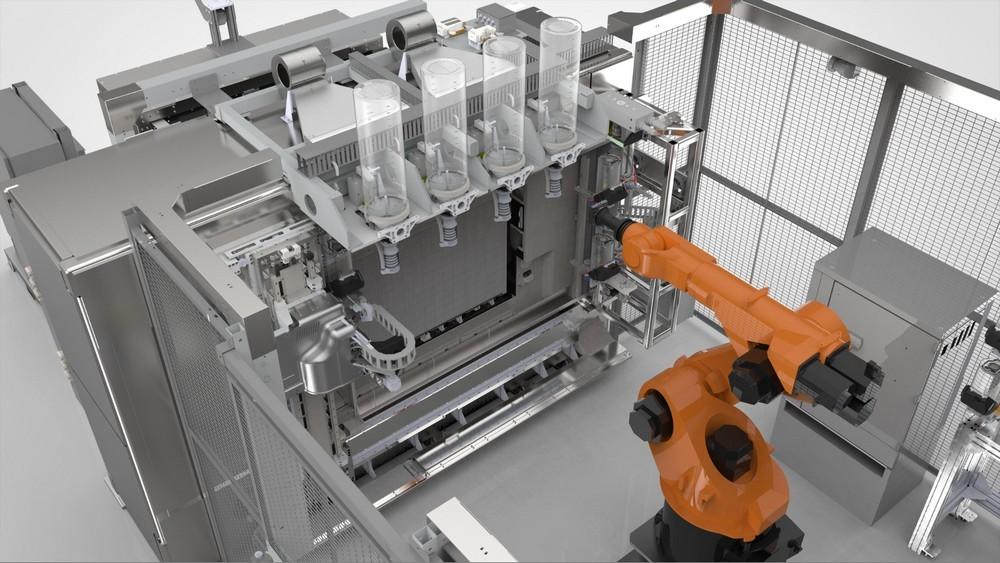 Роботы в промышленности — их типы и разновидности - 11