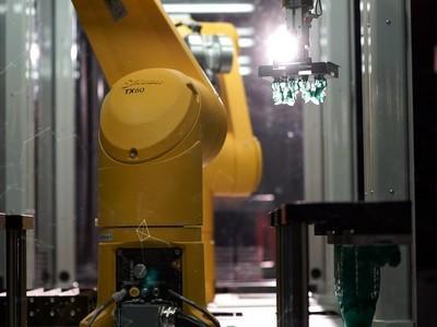 Роботы в промышленности — их типы и разновидности - 14