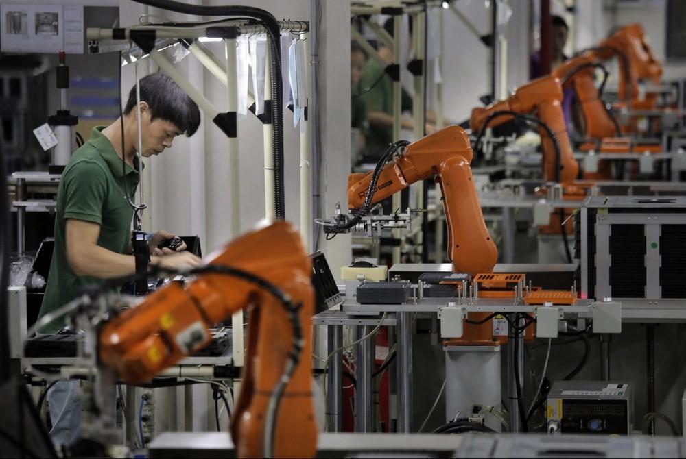 Роботы в промышленности — их типы и разновидности - 2