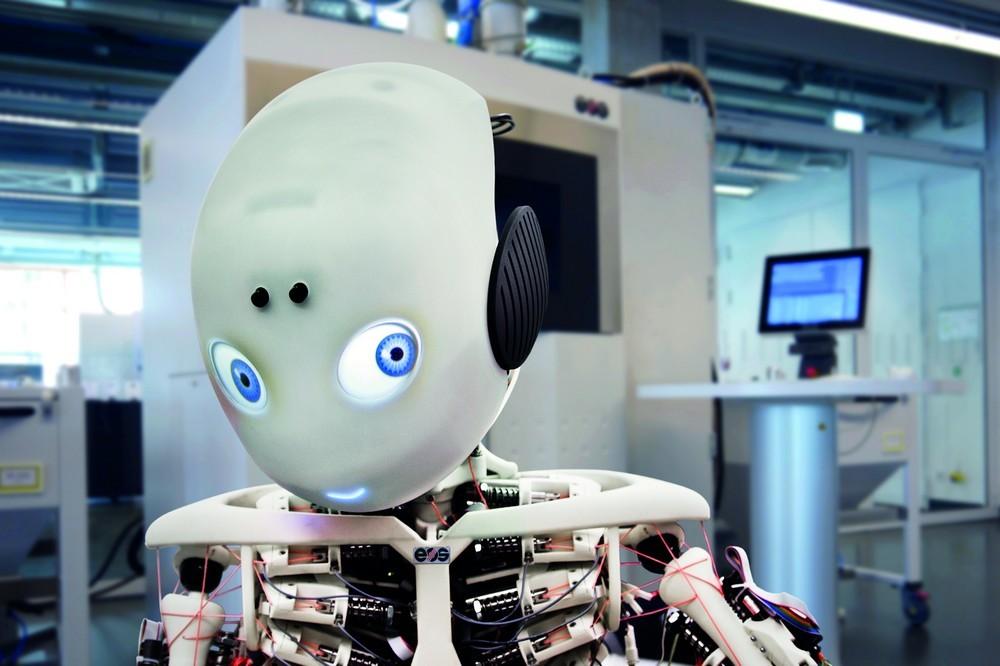 Роботы в промышленности — их типы и разновидности - 23