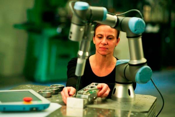 Роботы в промышленности — их типы и разновидности - 7