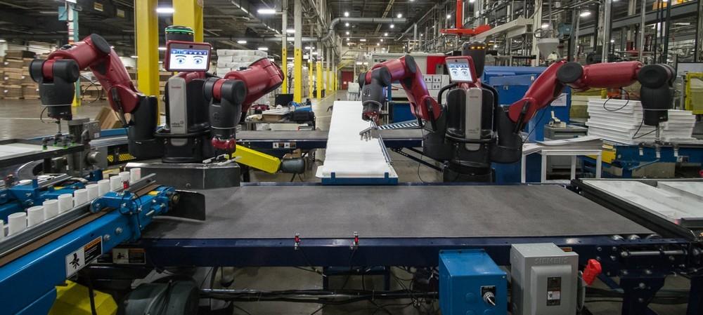 Роботы в промышленности — их типы и разновидности - 9