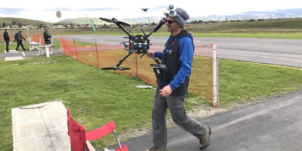 Станут ли гонки супер-дронов супер-спортом? - 1