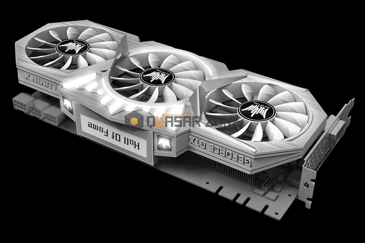 Galax представила монструозную 3D-карту GeForce GTX 1080 Ti HOF