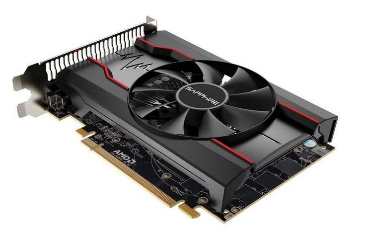 Sapphire представила две карты Radeon RX 550
