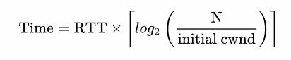 Внутренние механизмы ТСР, влияющие на скорость загрузки: часть 2 - 3