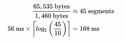Внутренние механизмы ТСР, влияющие на скорость загрузки: часть 2 - 4