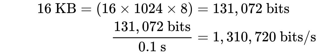 Внутренние механизмы ТСР, влияющие на скорость загрузки: часть 2 - 9