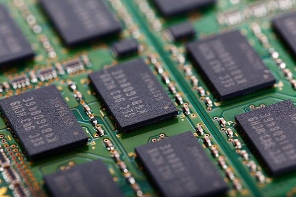 Цены на память DRAM растут