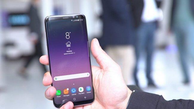 Себестоимость Samsung Galaxy S8 оказалась самой высокой среди современных смартфонов