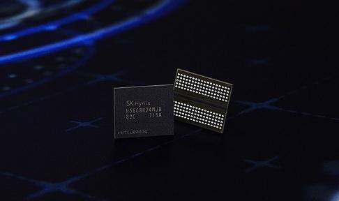 SK Hynix представила самую быструю память GDDR6 для видеокарт с пропускной способностью 768 ГБ/с
