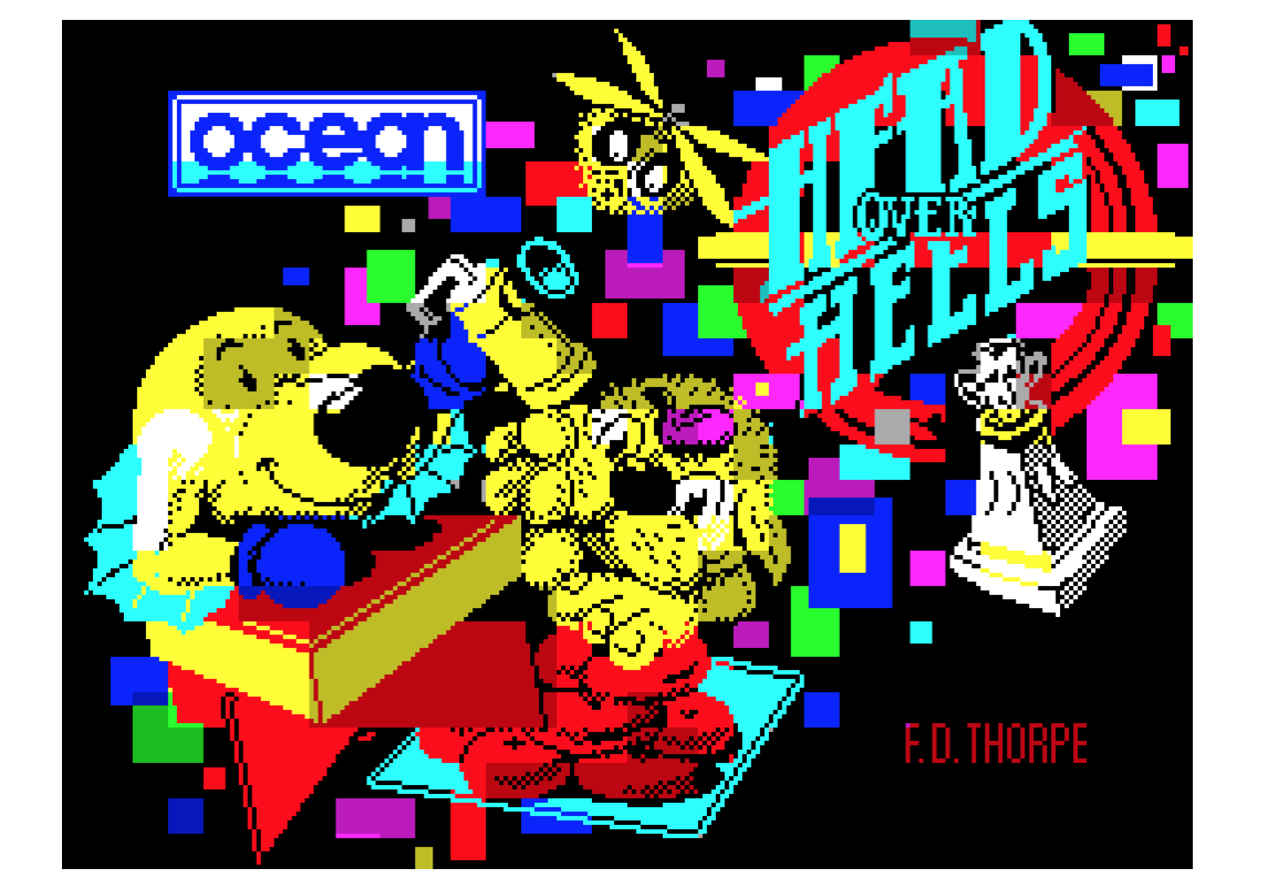 ZX Spectrum: 35-летний юбилей - 10